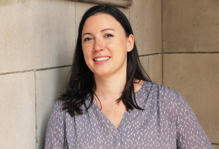 Photo of L. Beth Brady