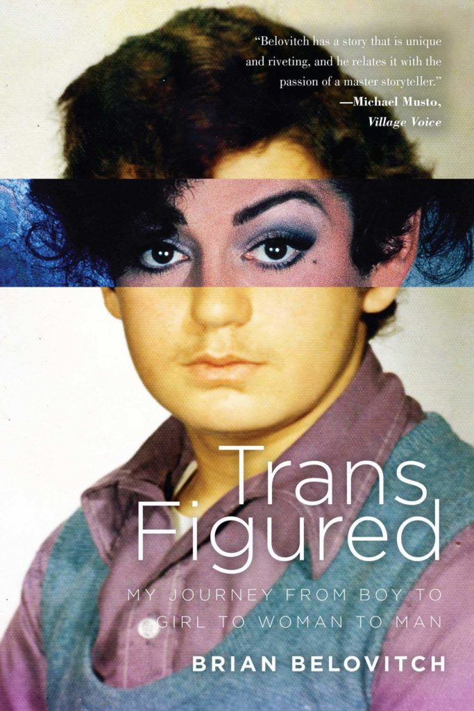 Book cover image of Trans Figured by Brian Belovitch