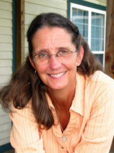 Headshot of Dr. Carol Trivette