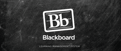 Blackboard Learning Management System