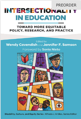 Cover for Intersectionality in Education: A New Book by Jen Samson