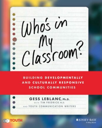 book cover of Who's in My Classroom by Gess LeBlanc