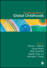 Book Cover for The SAGE Handbook of Global Childhoods